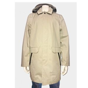 VICTORINOX Mens Swiss Army Long Jacket/Trench Coat